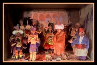 Le théâtre du vizir